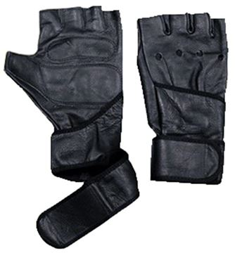Picture of Leather Weight Gloves BS