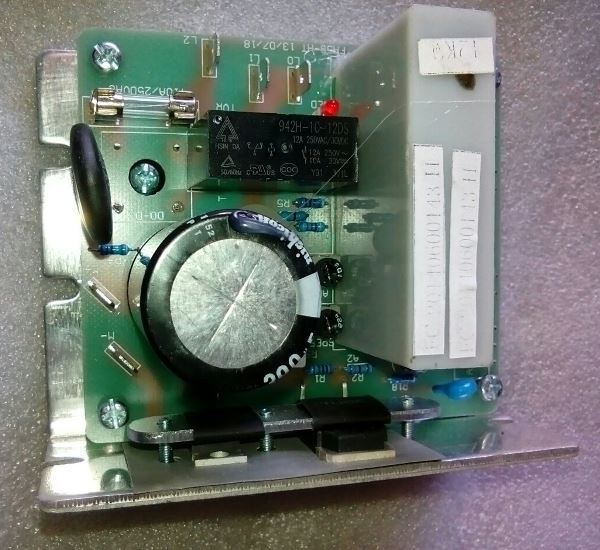 Picture of Control Board for DT1and DT3 and 58L