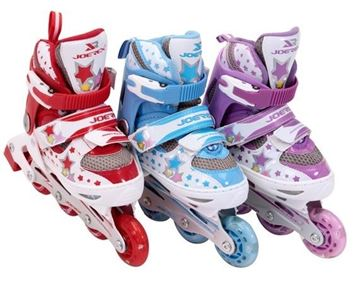 Picture of Inline Skate set JRO09702