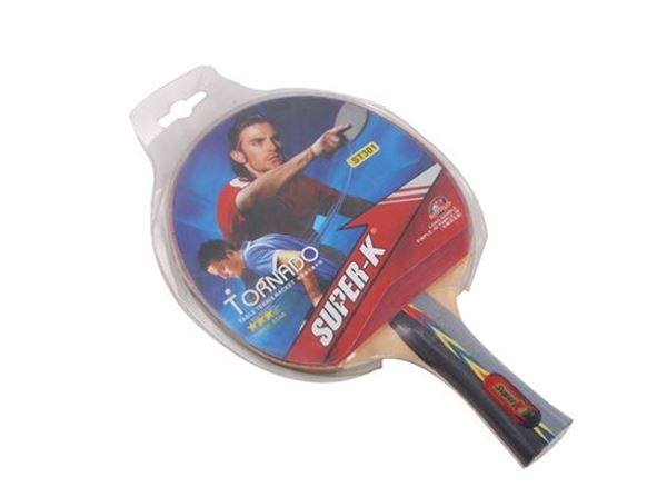 Picture of Super-K 3 star Ping Pong racket ST301