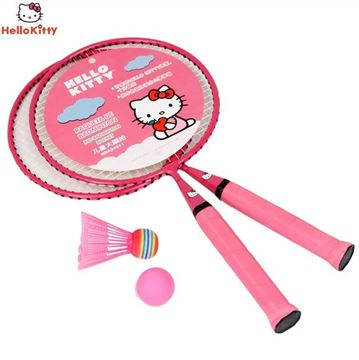 Picture of Hello kitty badminton Racket Set HDA21611