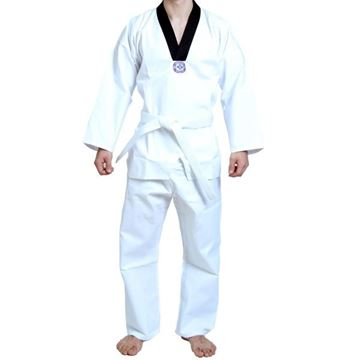 Picture of Taekwondo Suit - White