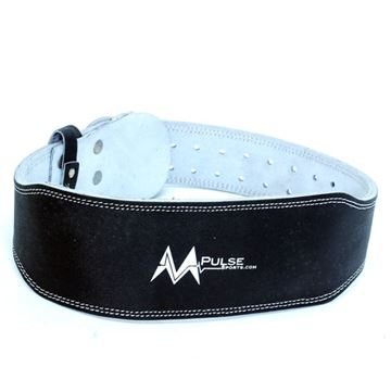 Picture of Leather weight belt Mpulse