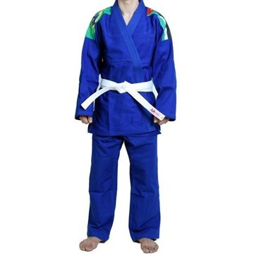 Picture of Training BJJ Suit - Blue