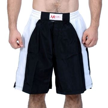Picture of MMA Short Black