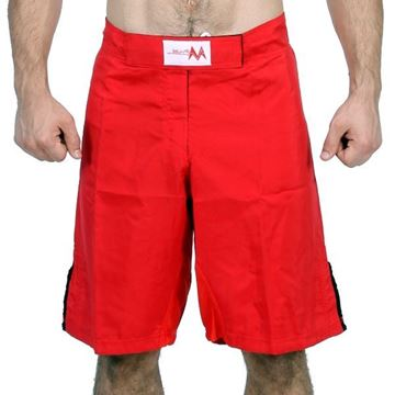 Picture of MMA Short Red
