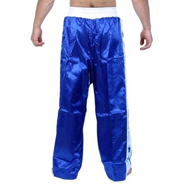 Picture of Kick Boxing Pants Blue