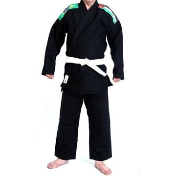 Picture of Training BJJ Suit - Black
