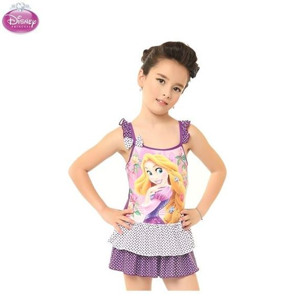 Picture of Girls Disney Swimming Suit DEG32557-D
