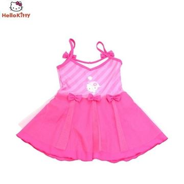 Picture of Girls Hello Kitty Swimming Suit HEG22193