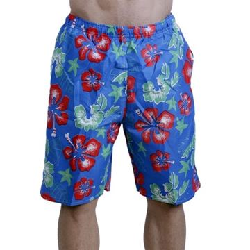 Picture of Swimming Short - Stained DBlue