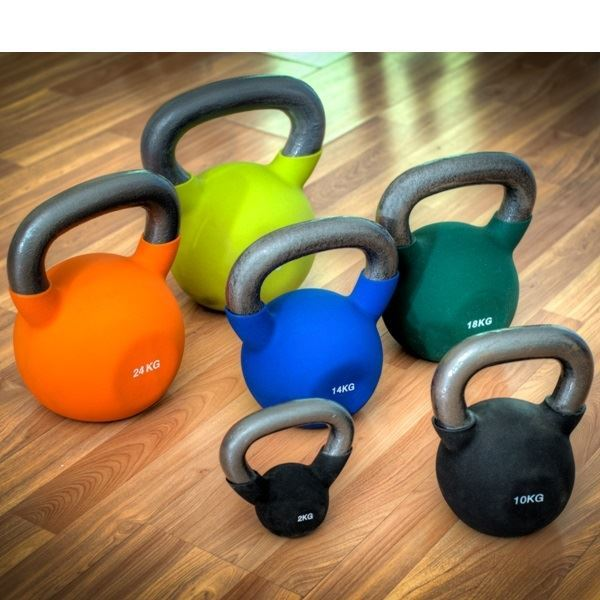 Picture of Neoprene Kettlebell