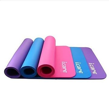 Picture of I Care Yoga Mat 10mm JBD50551