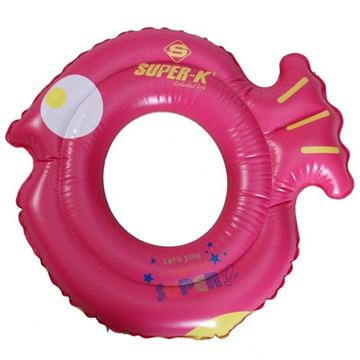 Picture of Super-K Fish Design Swimming Ring SEB42678