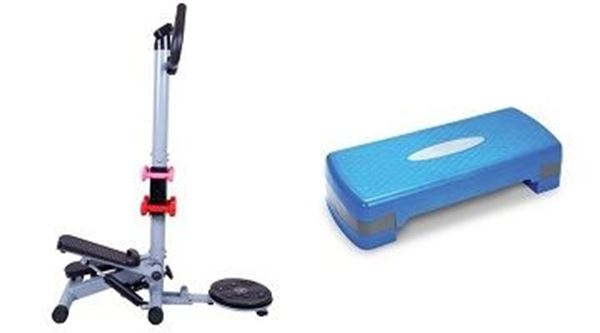 Picture for category Rowing machine & Steppers