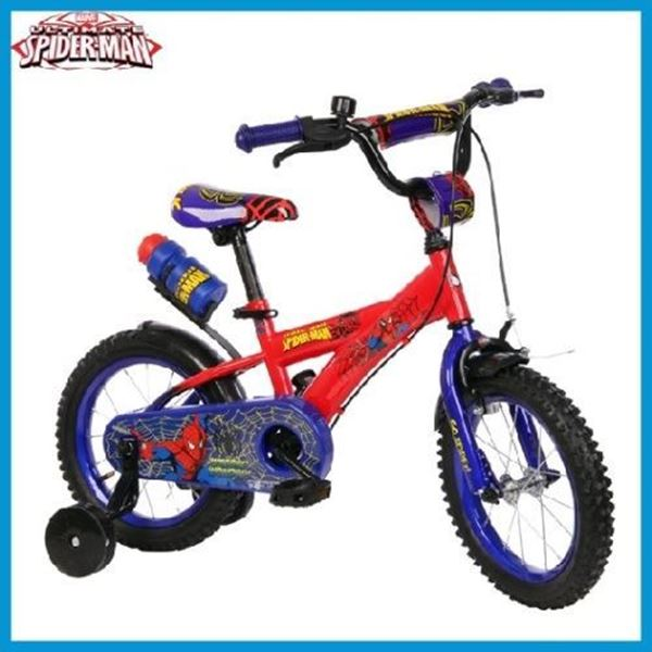 Marvel Spider-Man Kids Bicycle DCX31057-S