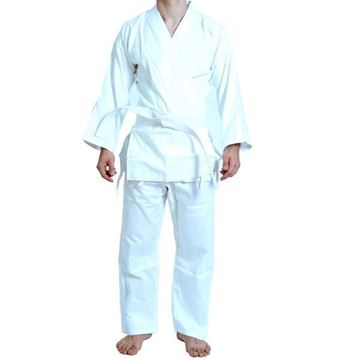 karate gi white