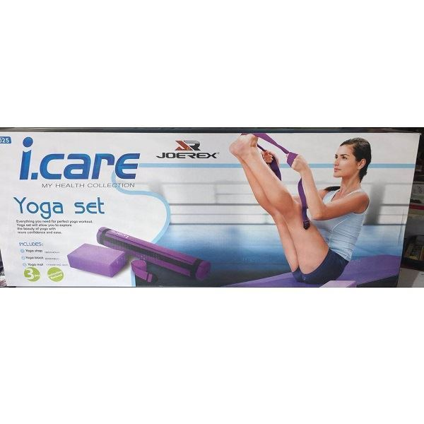 Picture of Joerex Yoga Mat Combo JIC025