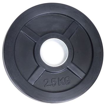 Rubber Olympic Plate 1.25K