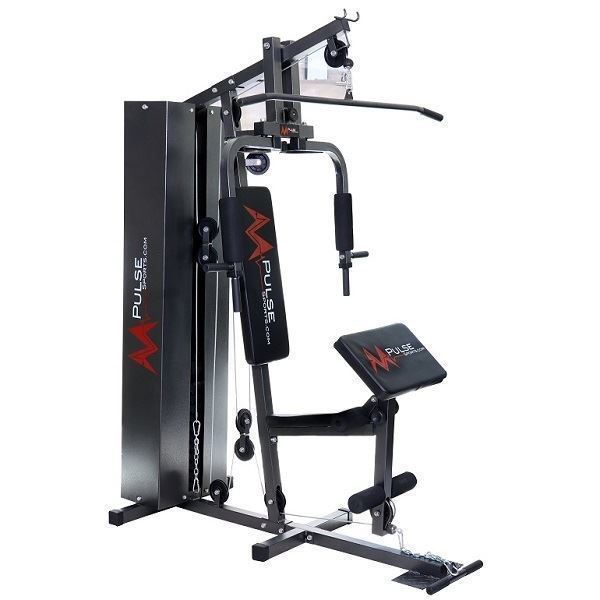 Home Gym w Back Cover