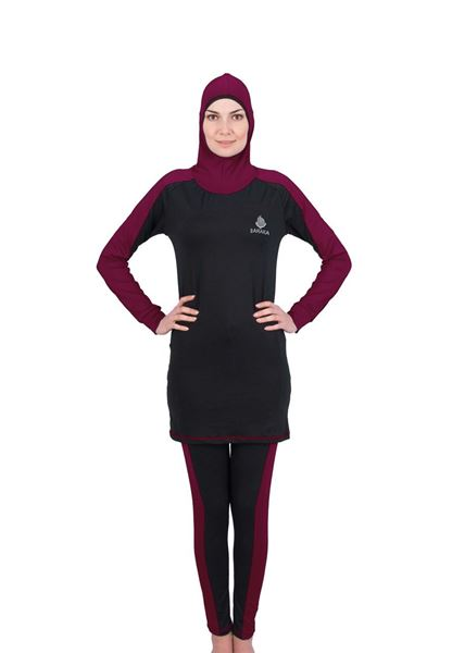 burkini swim suit