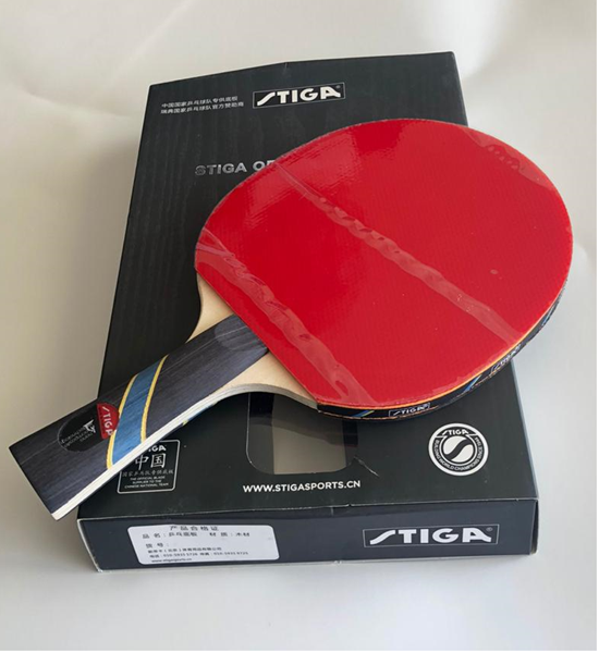 Picture of Pro Table tennis racket Stiga