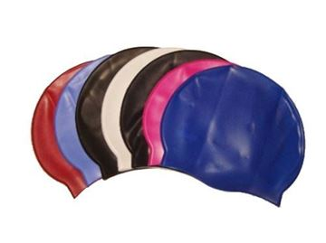 Picture of Silicon Swimming Cap