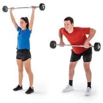 Picture of Pro-Style Barbell 2Jds per Kilo