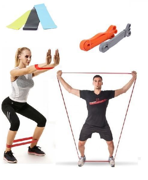 Picture of Latex Loop Resistance Exercise Band