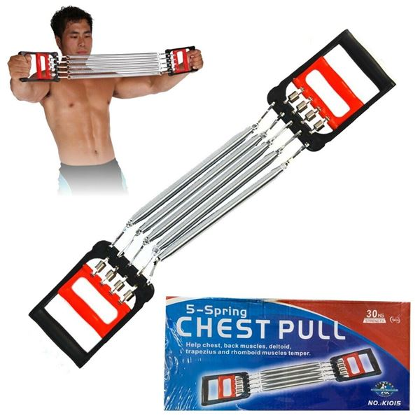 Picture of Multi Function 5 way Chest Expander