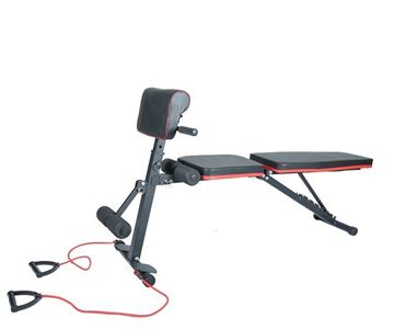 Picture of Multi use Sit Up Bench with Pillow