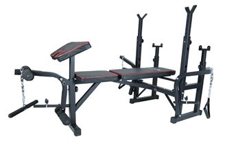 Picture of Weight Bench HIG