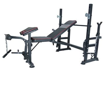 Picture of Weight Bench Multi