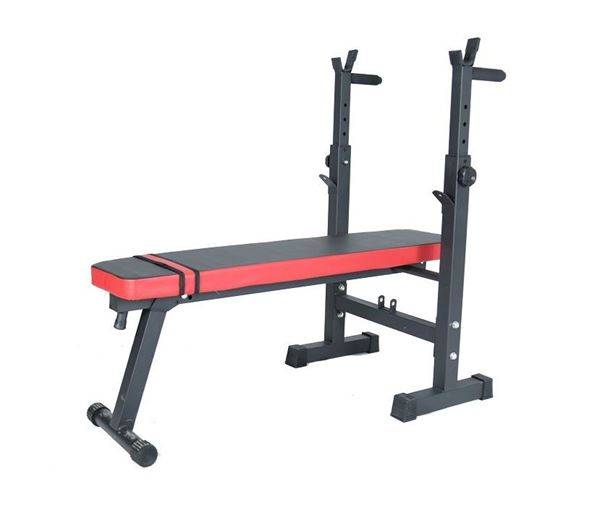 Picture of Flat Bench with Handles