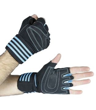 Strips Weight Gloves