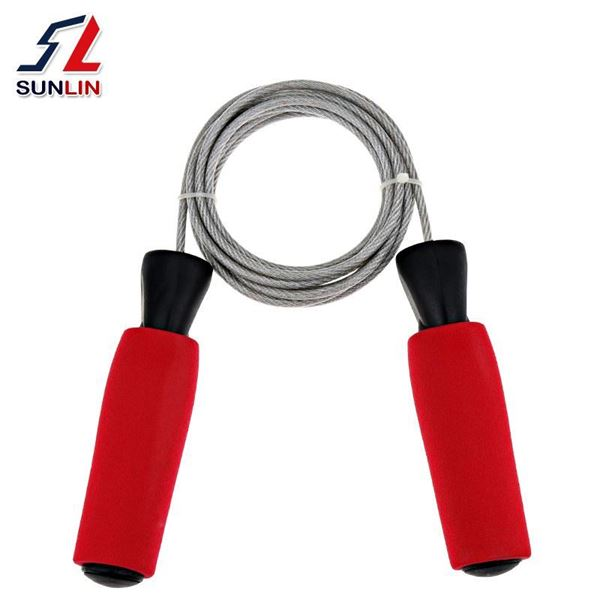 Picture of Bearing Steel Wire Jump Rope Sunlin 1210