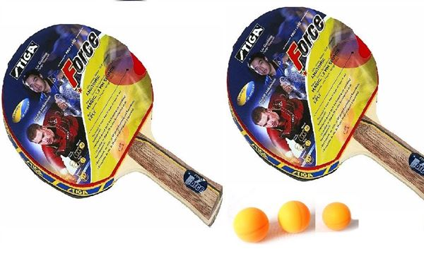 Picture of Stiga Ping Pong Set Force