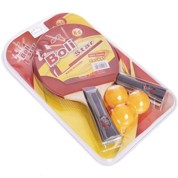 Picture of Boli Star Table Tennis Racket Set